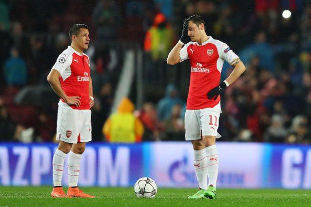 Ozil e Sanchez, rinnovo a rischio con l'Arsenal. Juventus alla finestra