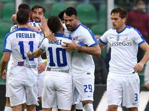 Atalanta, che campionato: sono 14 i punti in più rispetto al 2015/16