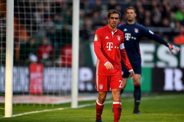 Philipp Lahm annuncia il suo ritiro: