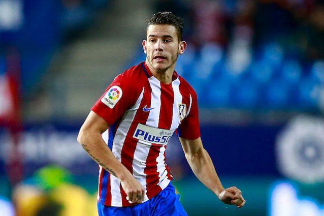 Atletico Madrid, Lucas Hernandez arrestato: ubriaco, ha picchiato la fidanzata