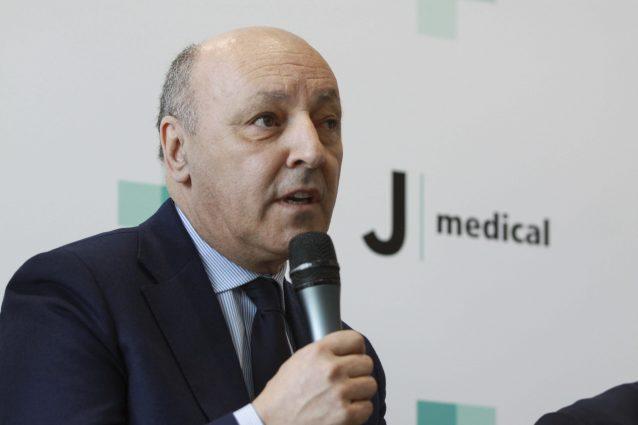Juventus-Inter, la replica di Marotta: