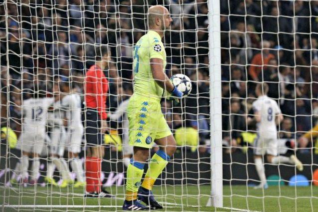 Napoli, Reina: Contro Real Madrid senza paura e con personalità