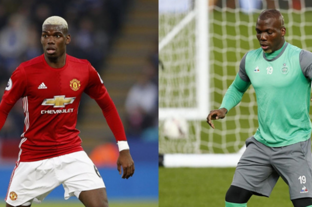 Paul e Florentin, i Pogba 'Brothers in Arms'
