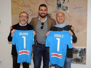 La mano de dios, Voiello e Sorrentino: 'The Young Napoli' a Madrid