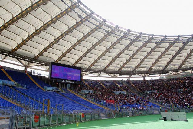 All'Olimpico di Roma si abbassano le barriere: è arrivato l'ok della Questura