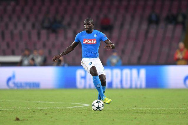Napoli, senza Champions addio a Koulibaly: Chelsea pronto con 60 milioni