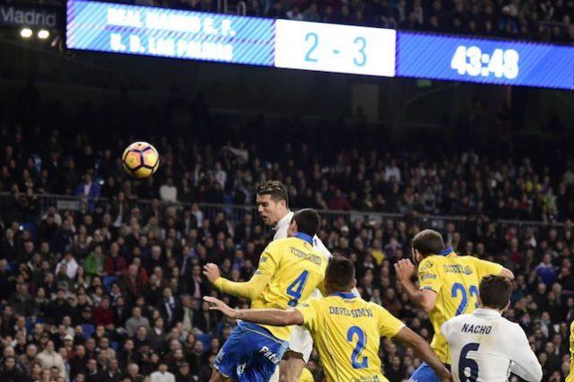 Champions, Zidane rischia di perdere Ronaldo per il ritorno a Napoli