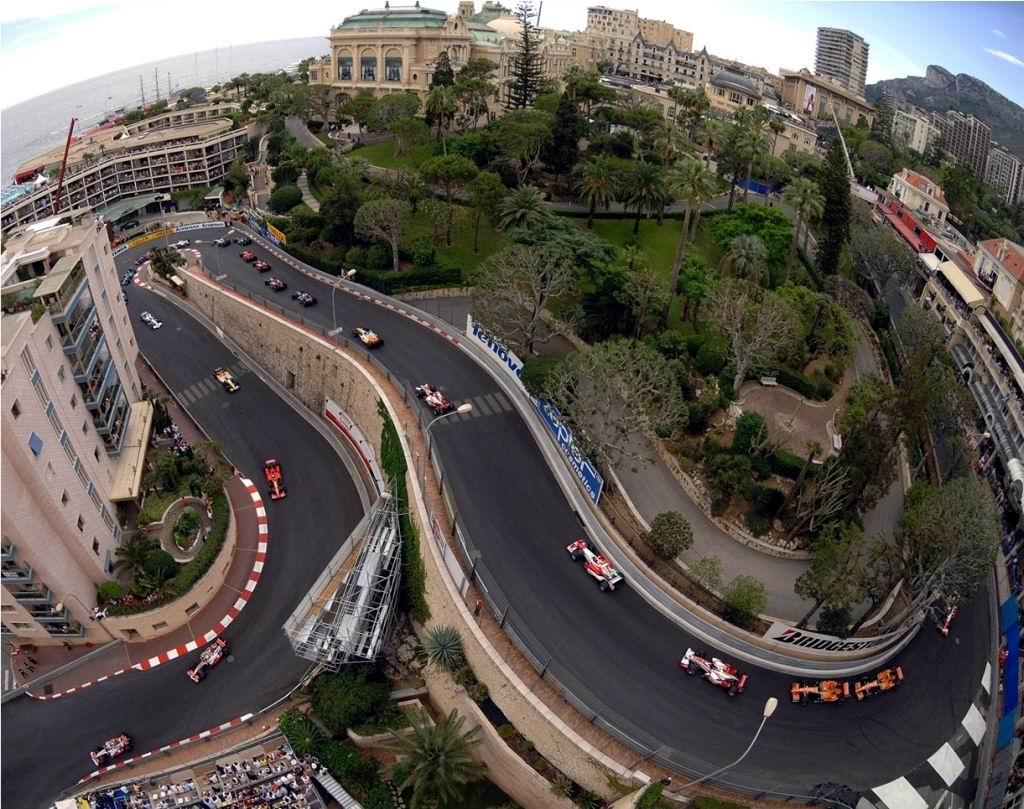 Circuito Monaco : F gp monaco anteprima e orari weekend