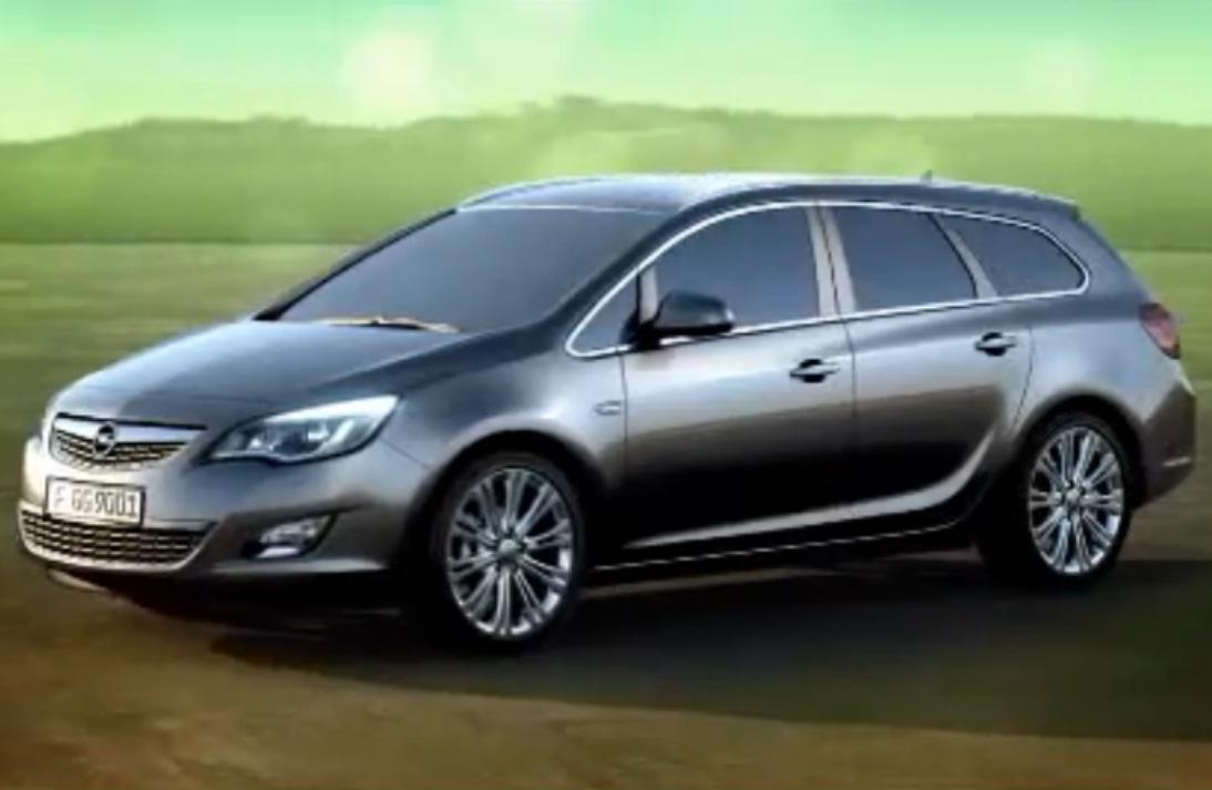 Ford Focus Opel Astra Quale Sar 224 La Station Wagon
