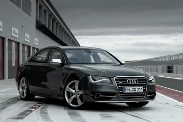 Audi S8 La Berlina Lussuosa E Prestazionale Nel 2012 In