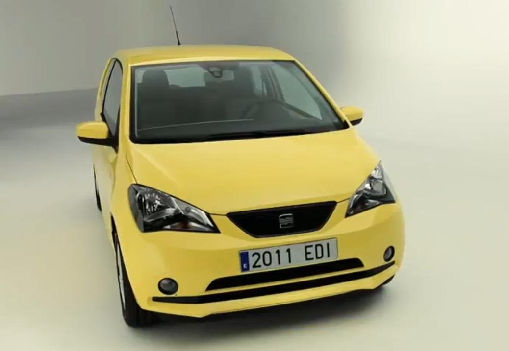 Seat mii motori e prezzi della city car for Prezzi del garage della carrozza