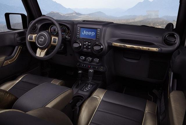 Jeep Wrangler Dragon Design Concept In Mostra Al Salone