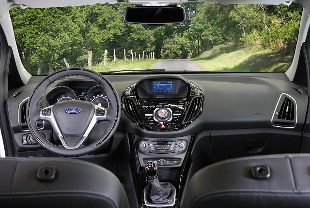 Ford B-Max Interni