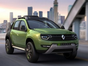 renault d cross il futuro della dacia duster. Black Bedroom Furniture Sets. Home Design Ideas