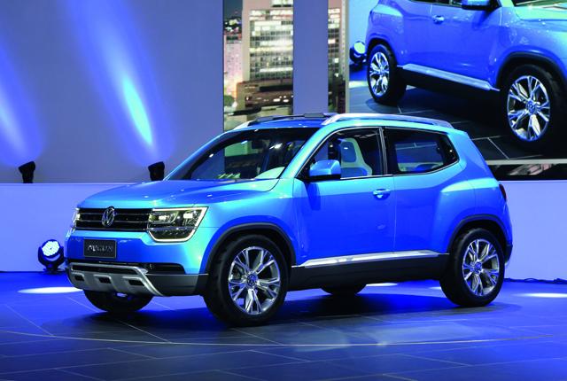 Volkswagen taigun concept il suv a bassi consumi tedesco for Esterno anagramma