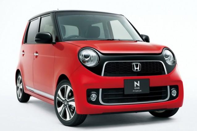 Honda N One, debutta in Giappone la nuova Key Car