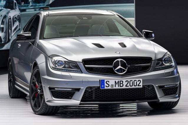 Mercedes C63 Amg Edition 507 Cuore Da Sls