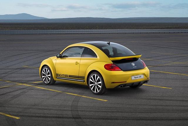 Volkswagen Maggiolino GSR