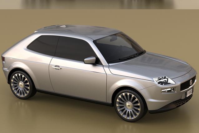 La Nuova Fiat 127 Secondo David Obendorfer Immagini