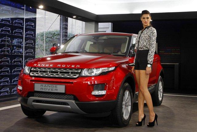 Dacia Duster Overland >> I suv protagonisti al Salone di Francoforte 2013