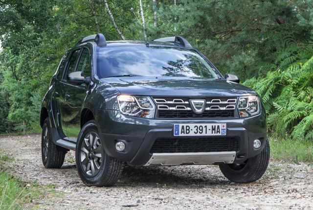 Dacia duster 2014 aumentano le dotazioni ma non i prezzi for Offerta telecom per clienti da piu di 10 anni