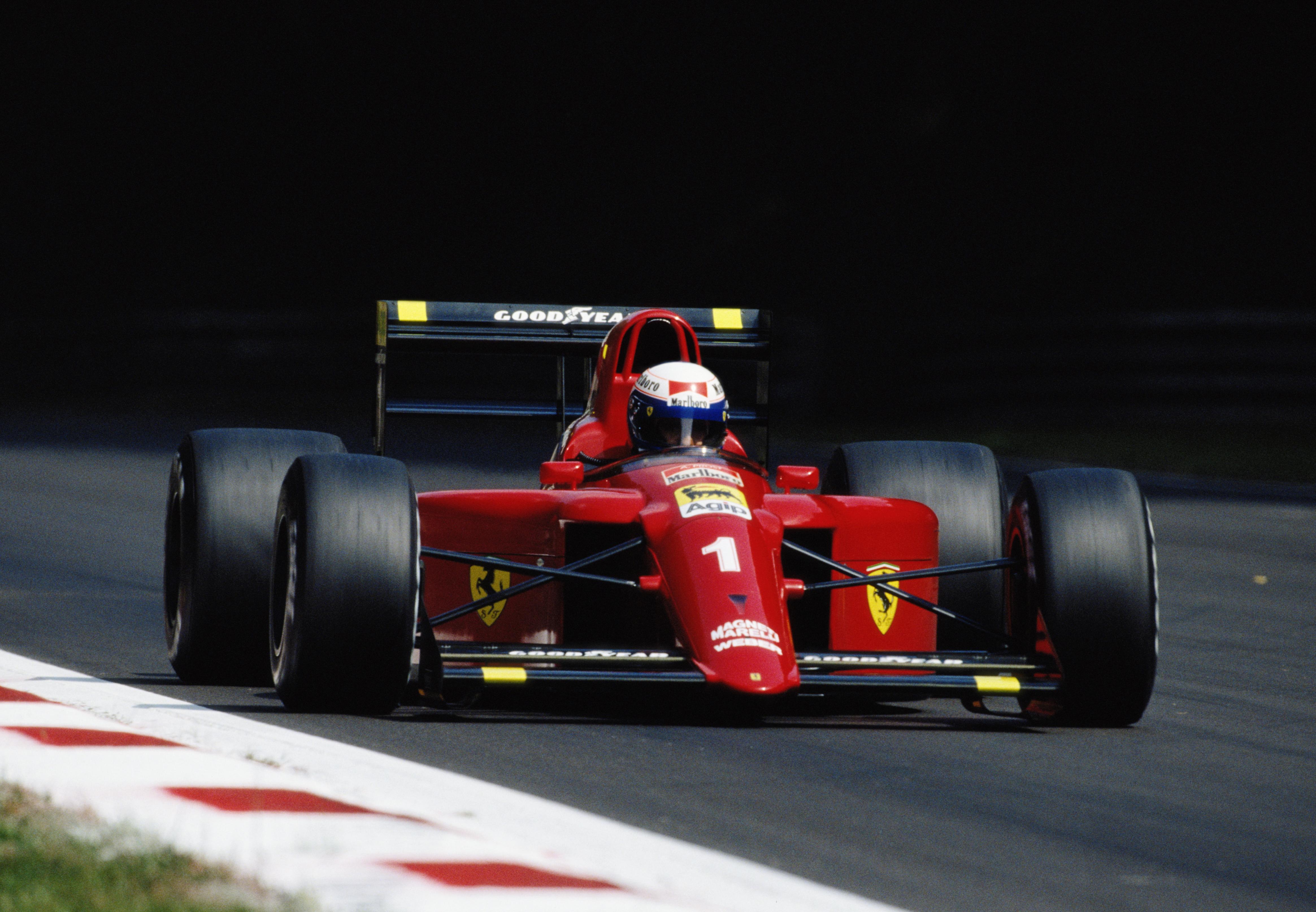 2014 Nissan Quest For Sale >> GP Francia 1990, Prost conquista la 100esima vittoria ...
