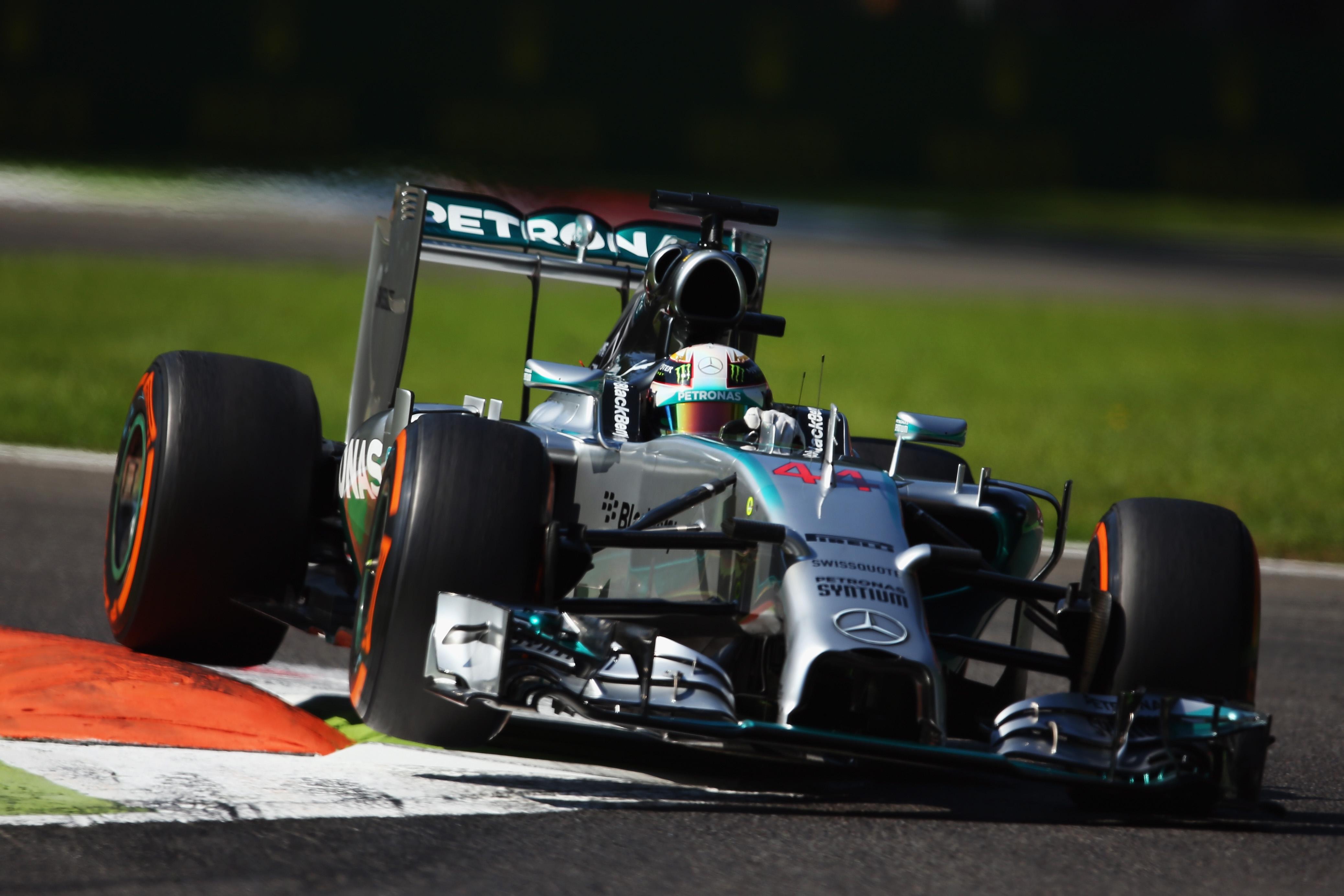 F1 Gp Italia 2014 Diretta Live