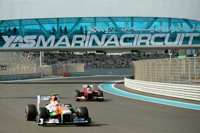 """F1: """"Atto Finale"""" Gran Premio di Abu Dhabi, date e orari."""
