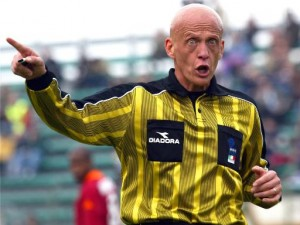 Collina miglior arbitro dal 1987 al 2011 secondo l'Iffhs: Merk al secondo posto