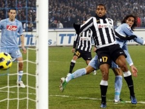 Napoli-Juventus 3-0, il video dei gol col commento di Auriemma