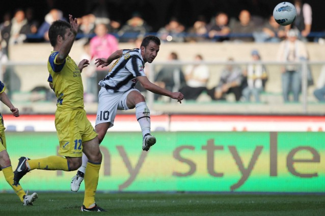 Chievo vs. Juventus - Serie A Tim 2011/2012