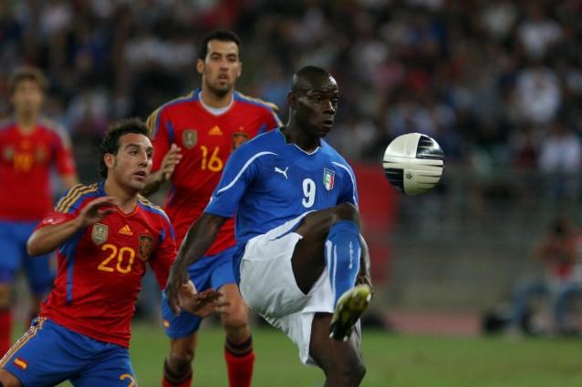 gli azzurri esordiranno contro la Spagna