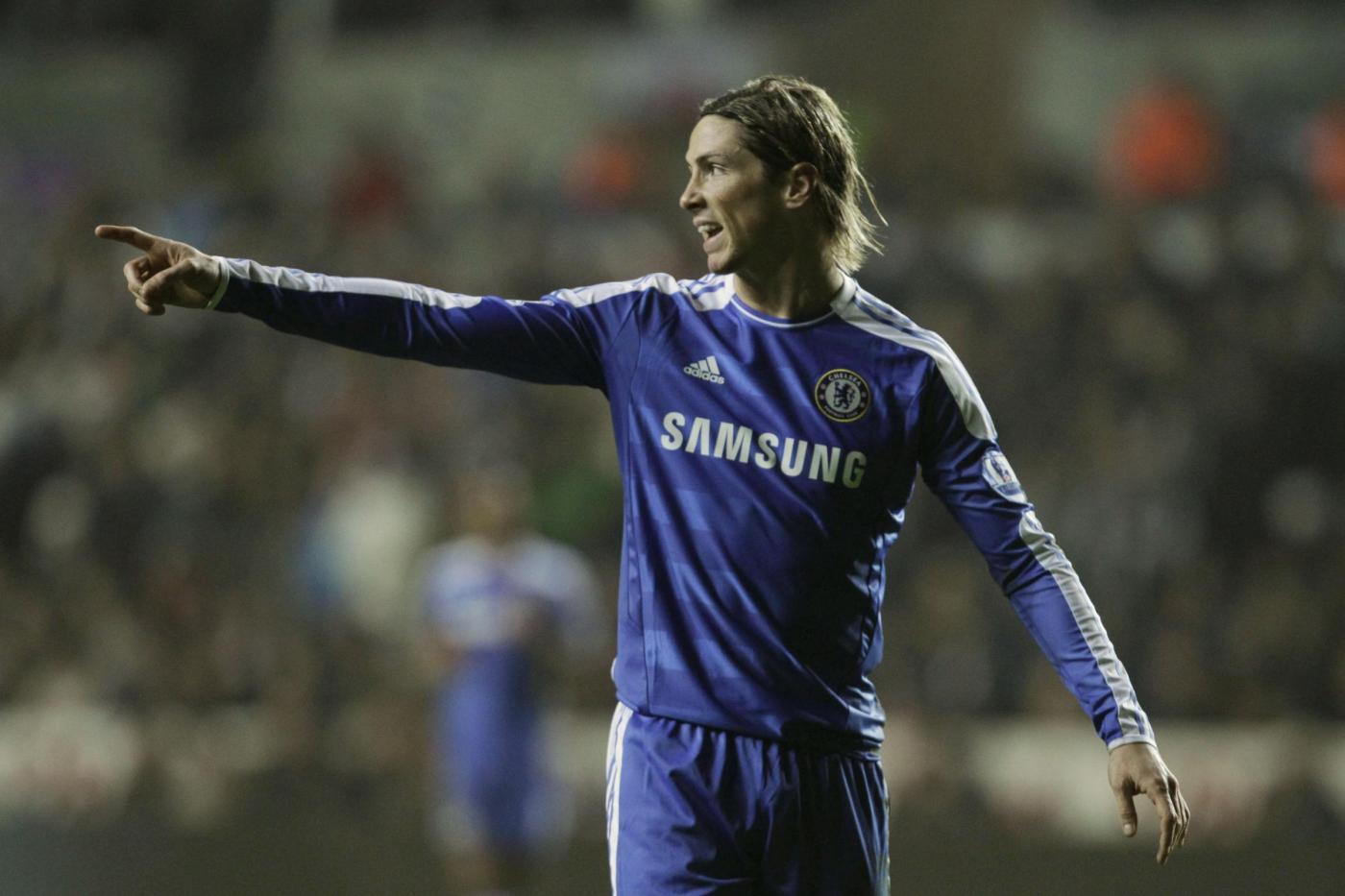 Chelsea e Atletico Madrid pensano allo scambio tra Torres e Falcao