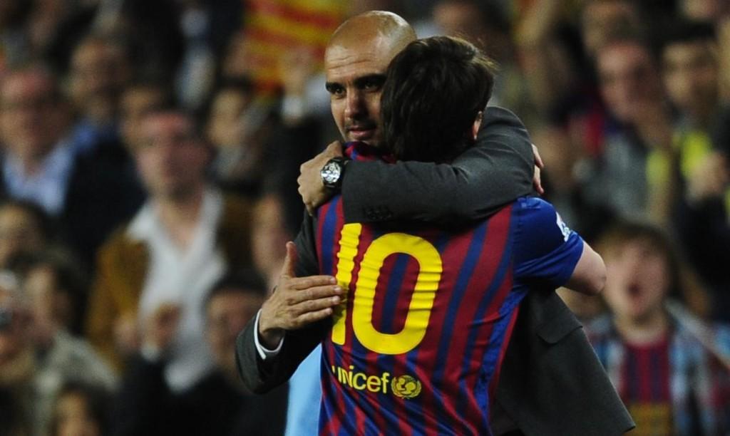Ultima partita di Guardiola al Camp Nou