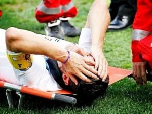 Zanetti infortunato: rottura del tendine d'Achille (VIDEO/FOTO)
