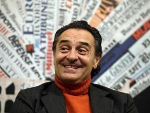 """Italia, Prandelli: """"Momento nero per il calcio italiano ma sogno di vincere il Mondiale"""""""