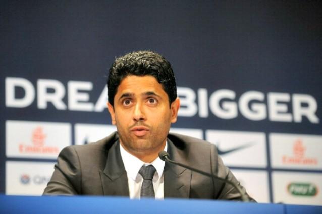 Dall'Inghilterra, Al Khelaifi paga la Fifa: un milione di eu