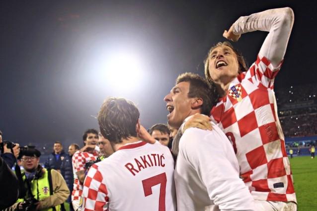 Ai Mondiali in Brasile 2014 la Croazia di Mandzukic culla un sogno proibito