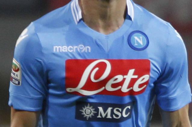 divisa Napoli merchandising
