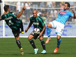 Paolo Cannavaro e la sberla presa da Pagliuca