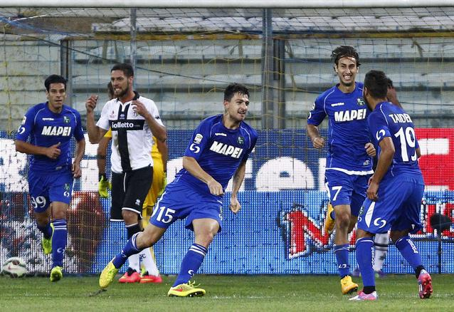 parma 1 3 sassuolo milan - photo#15