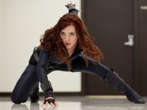 Scarlett Johannson, Vedova Nera in Iron Man 2