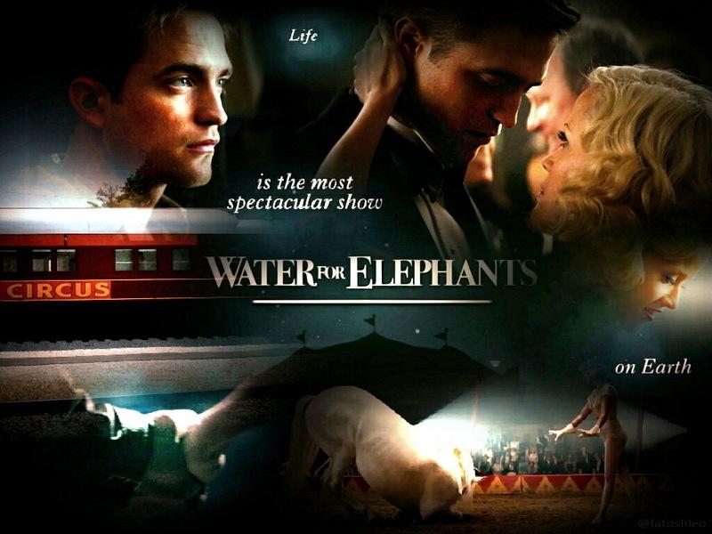 Robert Pattinson In Come Lacqua Per Gli Elefanti Ecco Il Video Del