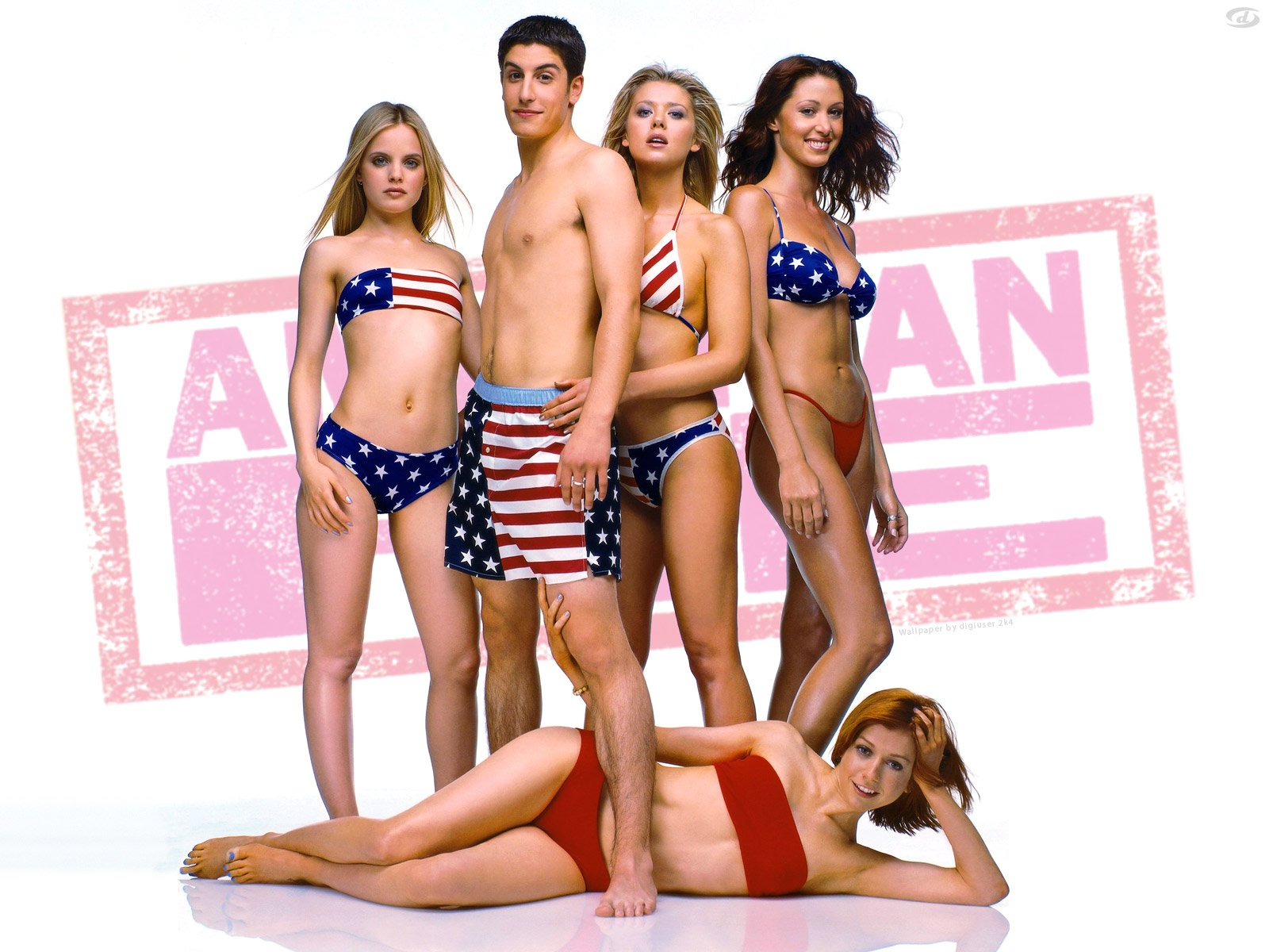 from Erick nude girls from american pie movies