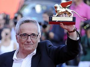 Cerimonia di consegna del  Leone d'oro alla Carriera 68° Mostra del cinema di Venezia