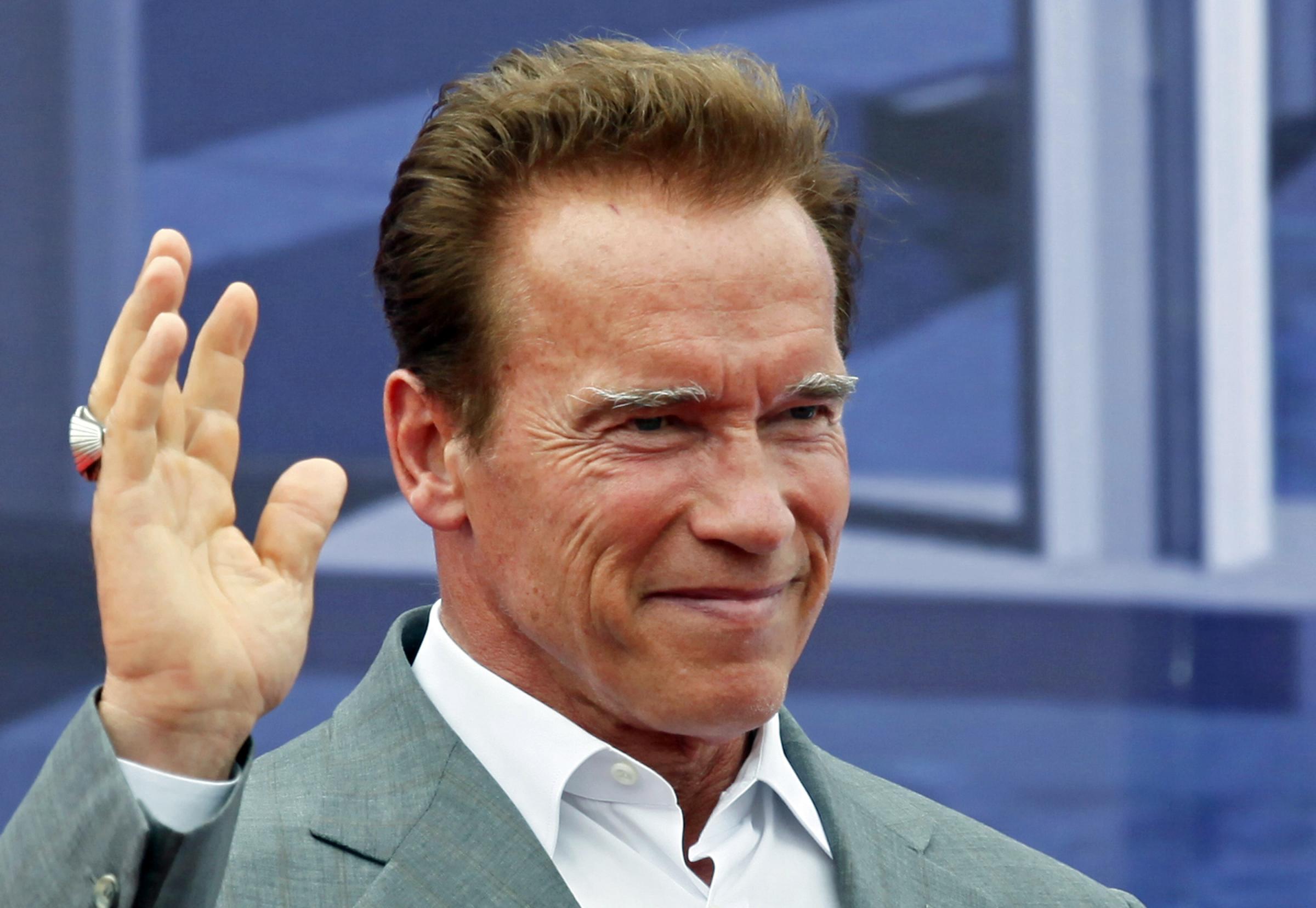 Arnold Schwarzenegger dona un milione di euro per fornire ...