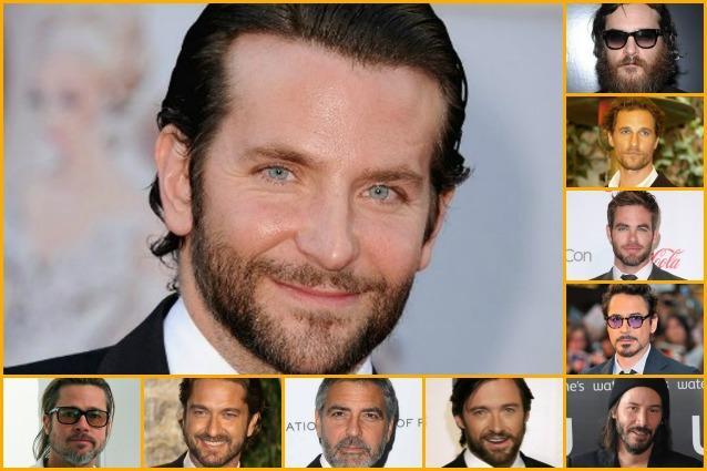 I divi di hollywood amano la barba meglio con o senza foto - Altezza divi di hollywood ...