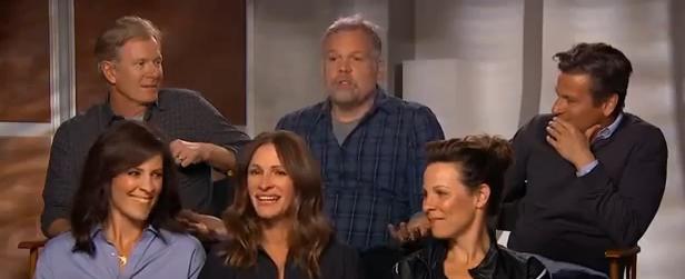 """Il cast di """"Mystic Pizza"""" 25 anni dopo"""