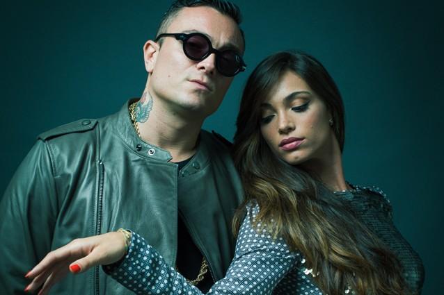 """Lorella Boccia e Gué Pequeno uniti per """"Step up all in"""" (FOTO)"""