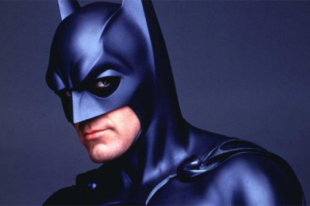 """George Clooney: """"Chiedo scusa per il mio Batman, si vedevano i capezzoli"""""""